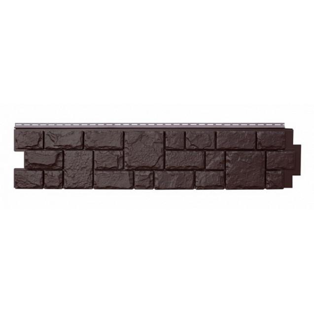 Цокольный сайдинг Я-фасад, Коллекция Екатерининский камень Арабика