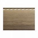 Вспененный сайдинг Альта-Профиль Альта-Борд Тимбер ВС-01 Дуб  Светло-коричневый