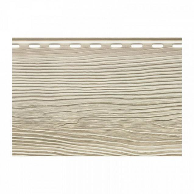 Вспененный сайдинг Альта-Профиль Альта-Борд Тимбер ВС-01 Клён  Светло-коричневый