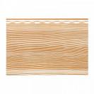 Вспененный сайдинг Альта-Профиль Альта-Борд Тимбер ВС-01 Вишня  Светло-коричневый