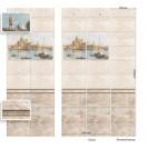 ПВХ панели с цифровой печатью Старый город Венеция