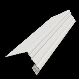 Фасадный декор Доломит Белый