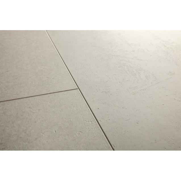 Виниловый ламинат Quick-Step Ambient Click AMCL40137 Минеральная крошка песочная