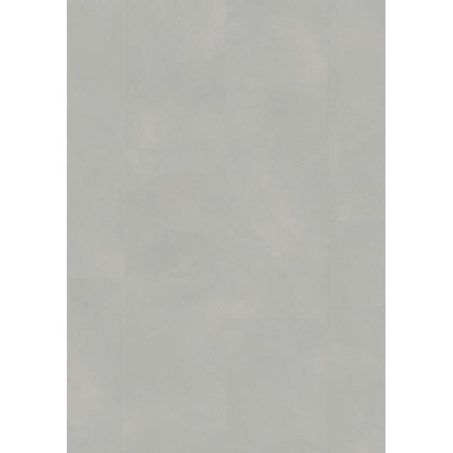 Виниловый ламинат Quick-Step Ambient Click AMCL40139 Шлифованный бетон светло-серый