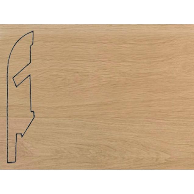 Quick-Step Доска белого дуба лакированная № 915