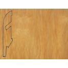 Quick-Step Доска натурального дикого клена лакированная № 1014