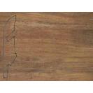 Quick-Step Афзелия дуссие отбеленная № 1161