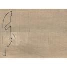 Quick-Step Пиленый светлый дуб № 1547
