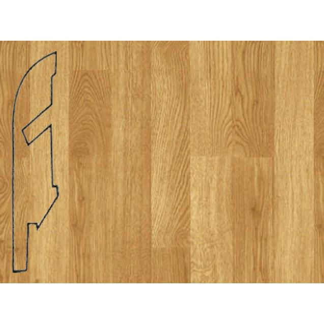 Quick-Step Дуб лакированный натуральный отборный № 013