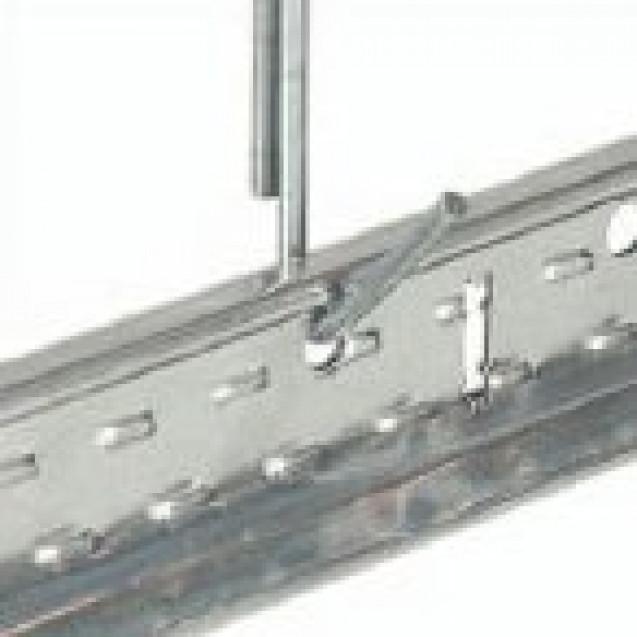 Несущий профиль 3700 мм Белый