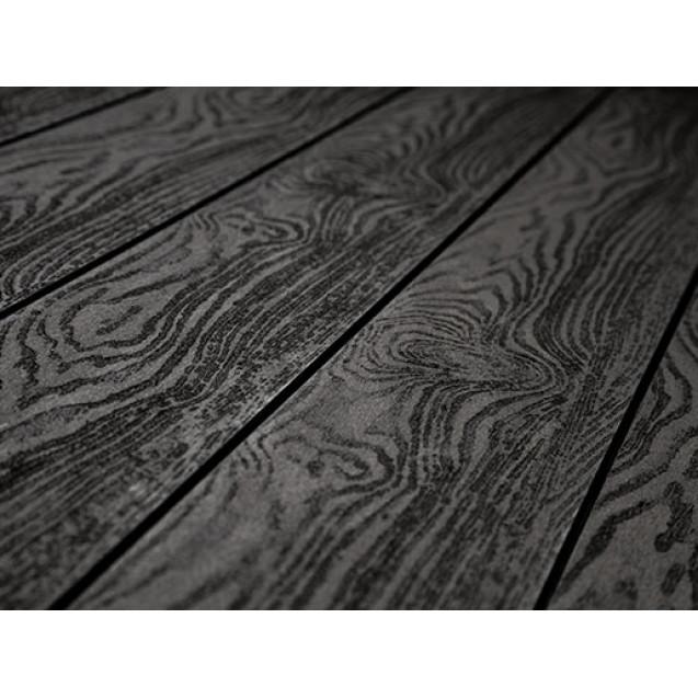 Террасная доска из ДПК Savewood Fagus (Т) Тангенциальная 4 м, Черный