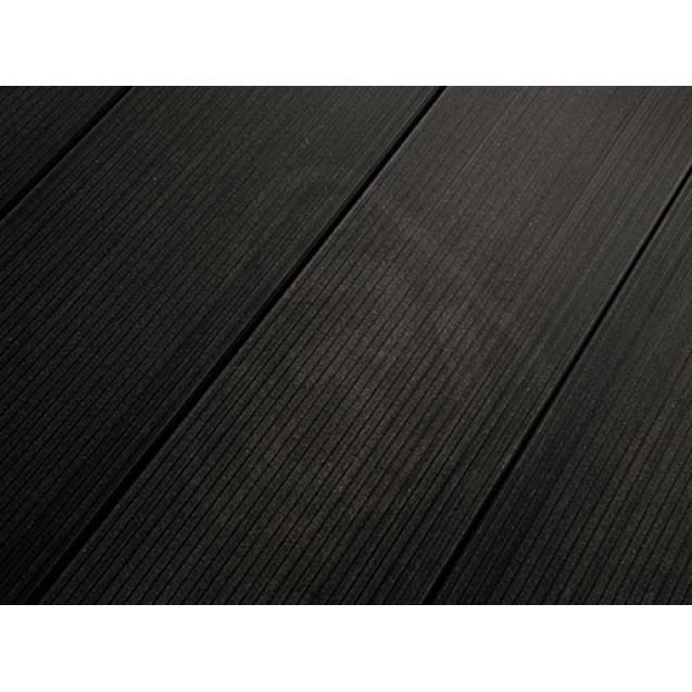 Террасная доска из ДПК Savewood Salix 4 м, Черный