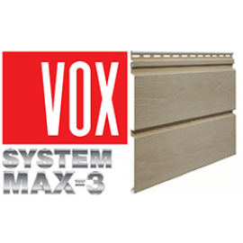 Сайдинг VOX-3 System Max-3 (под дерево)