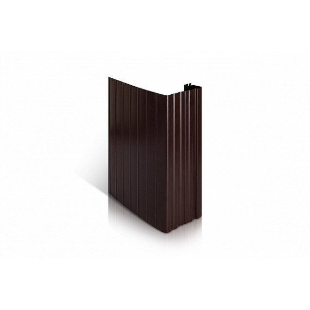 Околооконная вертикальная планка 1,5 м Корица