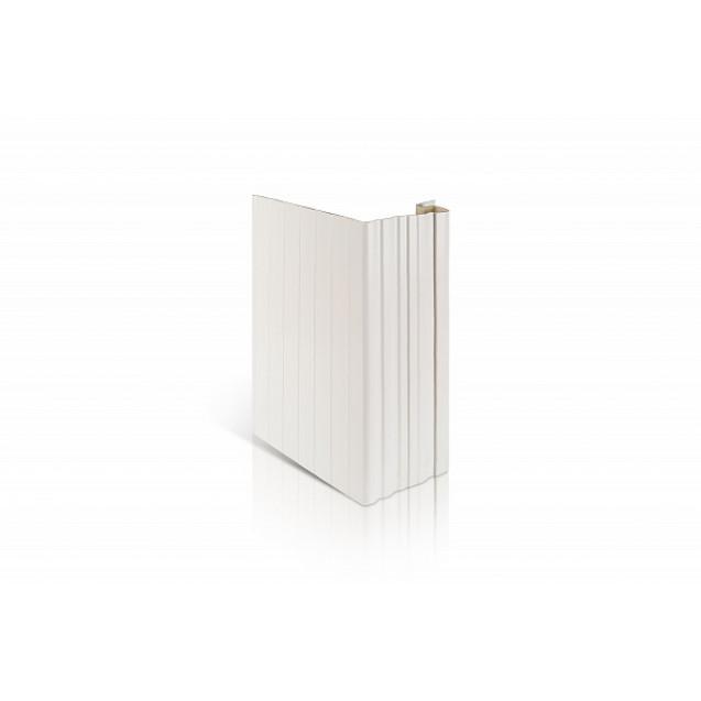 Дверная-околооконная планка 2,1 м Белый