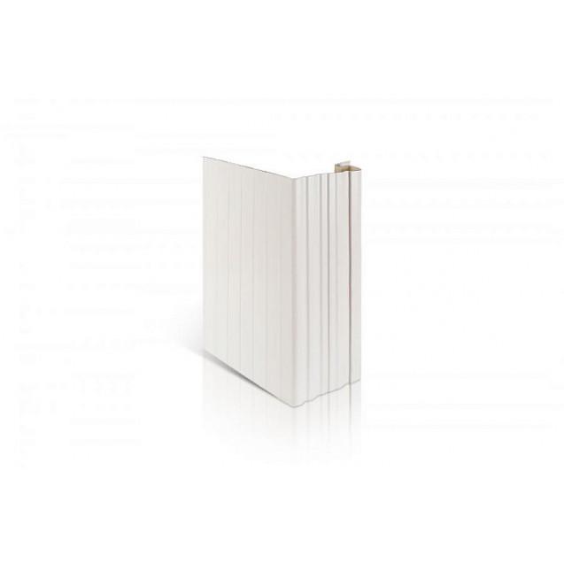 Околооконная вертикальная планка 1,5 м Белый